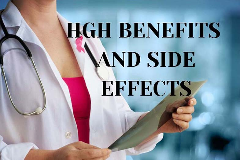 HGH benefits & side effects