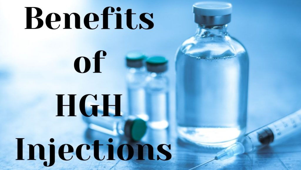 Benefits of growth hormone injections