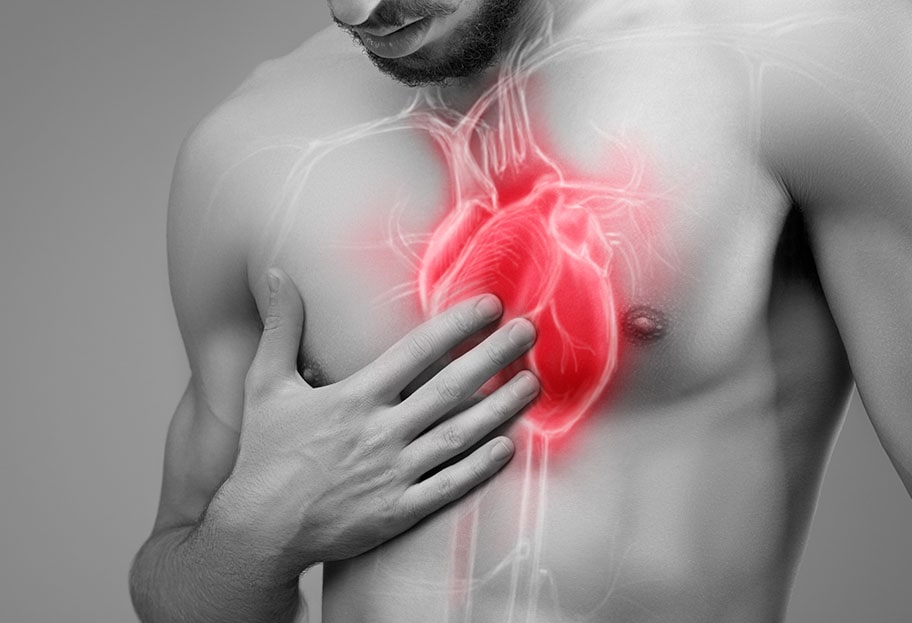 High blood pressure and high bad cholesterol