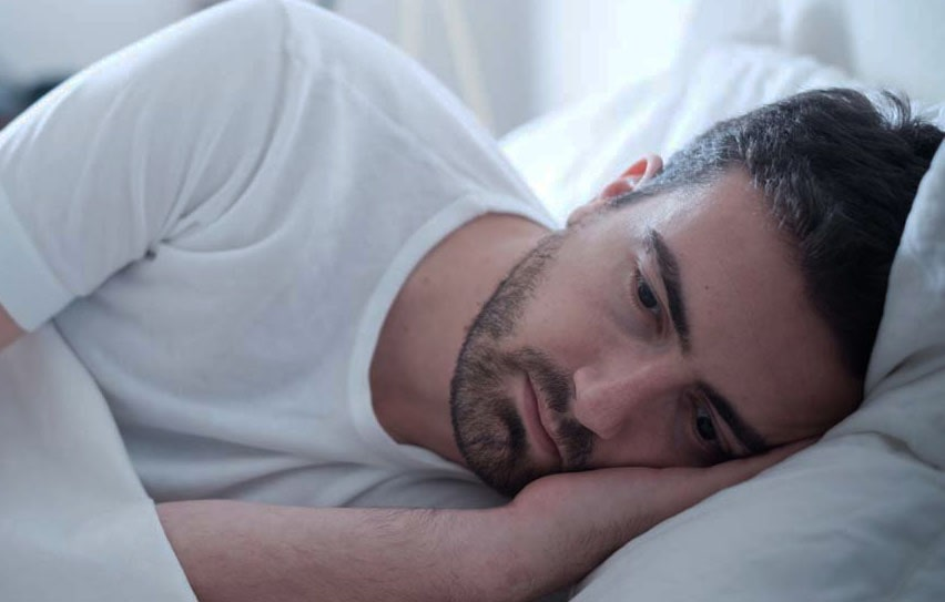Sleep problems linked to GH deficiency