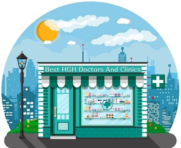 Best HGH Doctors and clinics place