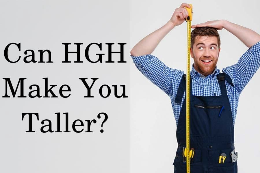 Can HGH make adult taller?