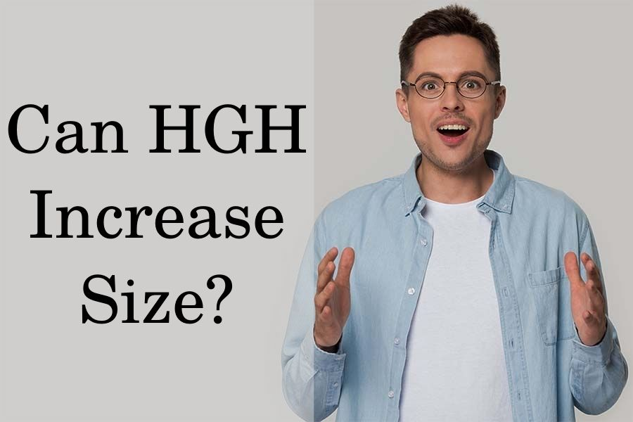 Can HGH increase penis size?