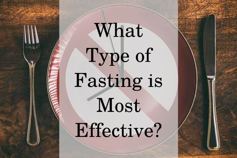 What type of fasting is most effective for GH