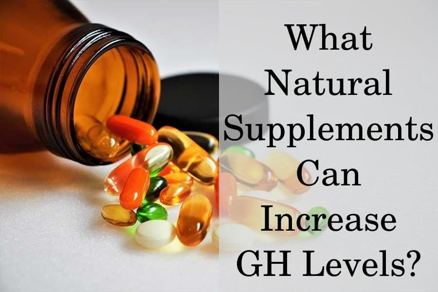 What supplements can increase HGH?