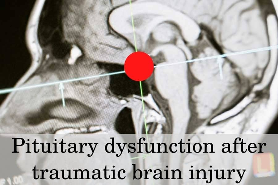 Pituitary dysfunction after traumatic brain injury
